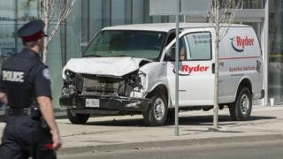 Καναδάς: Φορτηγάκι σκόρπισε τον θάνατο στο Τορόντο