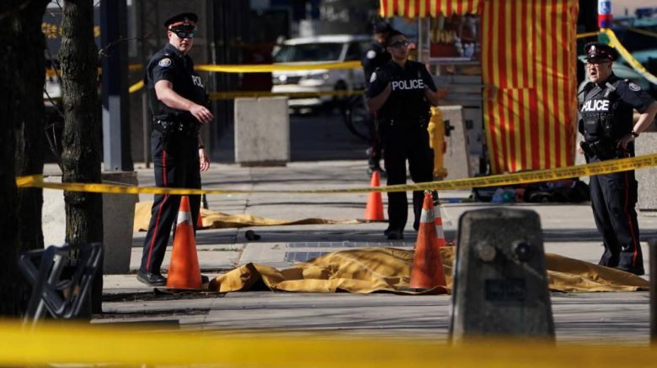 Καναδάς: Αυτή είναι η ταυτότητα του οδηγού που σκόρπισε το θάνατο στο Τορόντο