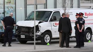Αυξήθηκε ο αριθμός των νεκρών από την επίθεση με φορτηγάκι στο Τορόντο