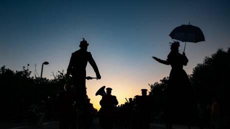 Γιορτή για την ανακήρυξη της Αθήνας Παγκόσμιας Πρωτεύουσας Βιβλίου