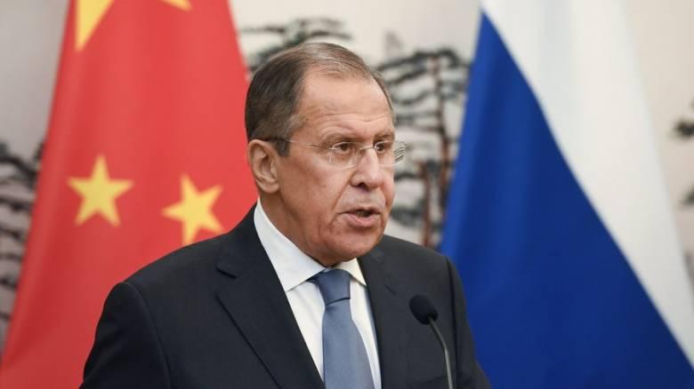 Λαβρόφ: Οι ΗΠΑ δεν θα αποχωρήσουν από τη Συρία