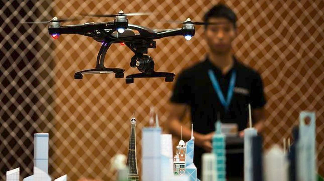 Το πρώτο drone πολιτικής χρήσης κατασκευάστηκε στην Κίνα