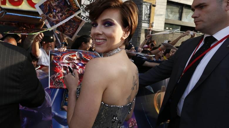 Σκάρλετ Γιόχανσον: μετά τους Avengers μια άλλη Μπριζίτ Μπαρντό με νέα δισκογραφική δουλειά