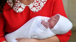 Βρετανία: Εθνικός ενθουσιασμός από τα πριγκιπικά γεννητούρια