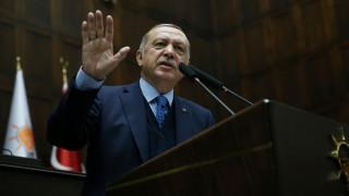Ερντογάν: Θα κάνουμε πολιτική... όπως μας συμφέρει
