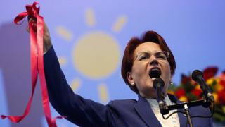 Η Μεράλ Ακσενέρ επισήμως υποψήφια στις προεδρικές εκλογές στην Τουρκία