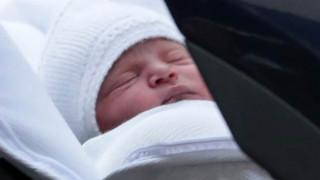 Τρεις φορές μεγαλύτερες έγνοιες τώρα: ο πρίγκιπας Ουίλιαμ για τον τρίτο του γιο