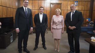 Τσίπρας: Είναι ανάγκη να οικοδομήσουμε ένα ευρωπαϊκό όραμα