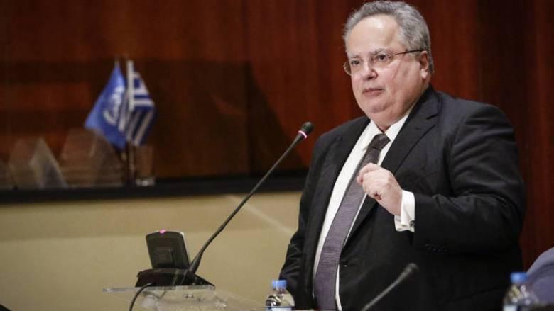 ΥΠΕΞ: Ο κ. Χαν να μην υπονομεύει τις διαπραγματεύσεις με την πΓΔΜ