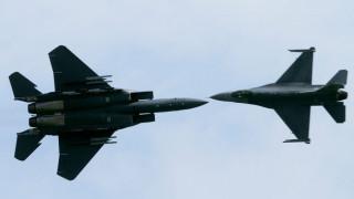 Συνετρίβη μαχητικό αεροσκάφος στην Αριζόνα
