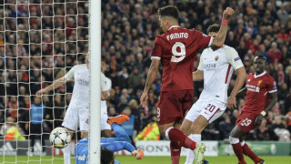 Champions League: Ματσάρα και προβάδισμα για Λίβερπουλ (vid+pics)