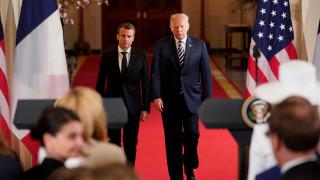 Ο Μακρόν προτείνει νέα συμφωνία για τα πυρηνικά Ιράν, όχι από Ρωσία και ΕΕ