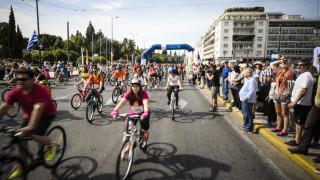 Την Κυριακή ο 25ος Ποδηλατικός Γύρος της Αθήνας