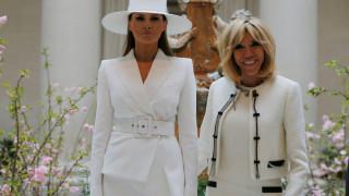 Μελάνια εναντίον Μπριζίτ: ποια το φόρεσε καλύτερα;