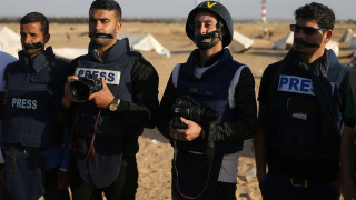 Νεκρός Παλαιστίνιος δημοσιογράφος από πυρά Ισραηλινών