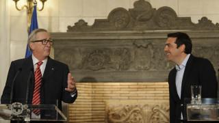 Επίσκεψη Γιούνκερ στην Αθήνα με μηνύματα εμπιστοσύνης