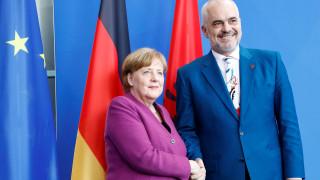 Στήριξη Γερμανίας στην Αλβανία για τις ενταξιακές διαπραγματεύσεις