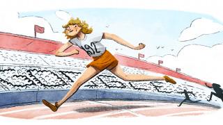 Φάνι Μπλάνκερς-Κοέν: Αφιερωμένο στην «ιπτάμενη νοικοκυρά» το Google Doodle
