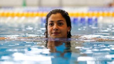 Yusra Mardini: Η Σύρια κολυμβήτρια που πολεμά τα στερεότυπα με το ταλέντο της