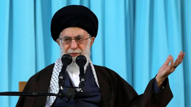 Αγιατολάχ Αλί Χαμενεΐ: Τα μουσουλμανικά έθνη να εναντιωθούν στις ΗΠΑ