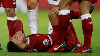 Μουντιάλ 2018: Πλήγμα για την Εθνική Αγγλίας ο τραυματισμός του Τσάμπερλεϊν