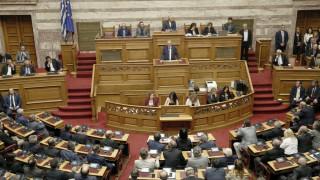 Στο ελληνικό Κοινοβούλιο ο Ζαν Κλοντ Γιούνκερ