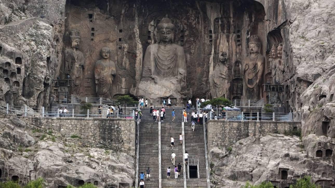 Ανακαλύφθηκε κλίνη από την περίοδο της δυναστείας των Τανγκ