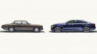 H πιο εμβληματική σύγχρονη Jaguar γιορτάζει τα 50 της χρόνια