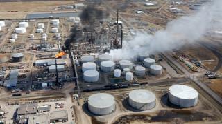 Έκρηξη σε διυλιστήριο πετρελαίου στο Ουισκόνσιν με τραυματίες