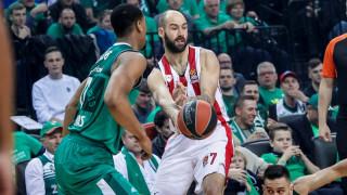Euroleague: Στο Βελιγράδι η Ζαλγκίρις, αποκλεισμός για Ολυμπιακό