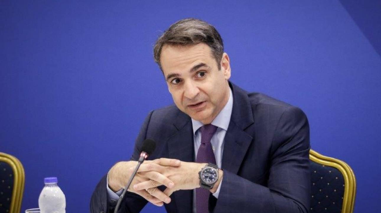 Μητσοτάκης: Αν ο Τσίπρας πιστεύει στην καθαρή έξοδο ας γίνουν τον Σεπτέμβριο οι εκλογές