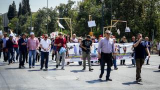 Γενική απεργία και συλλαλητήριο την Πέμπτη στη Μυτιλήνη