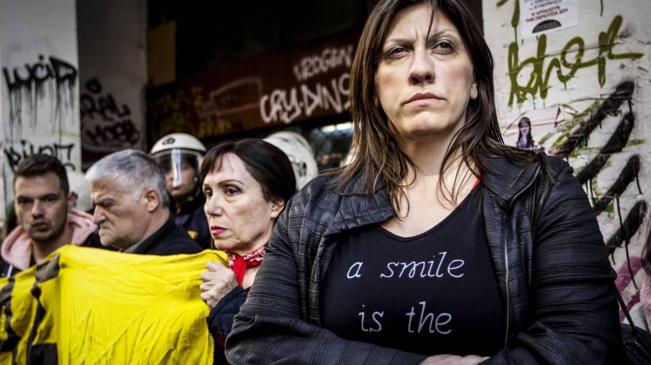 Κωνσταντοπούλου: 77 χρόνια από τη γερμανική εισβολή, η κυβέρνηση δεν διεκδικεί τις αποζημιώσεις
