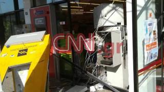 Βόμβα σε ΑΤΜ Σούπερ Μάρκετ στην Άνοιξη