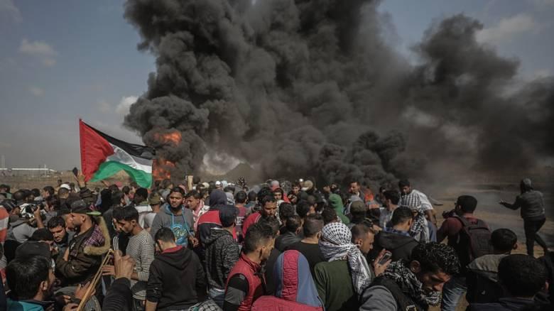 Υπέκυψε στα τραύματά του 15χρονος Παλαιστίνιος που δέχτηκε πυρά Ισραηλινών