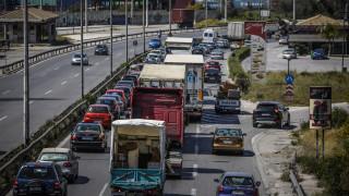 Πρωτομαγιά 2018: Αυξημένη η κίνηση στις εθνικές οδούς