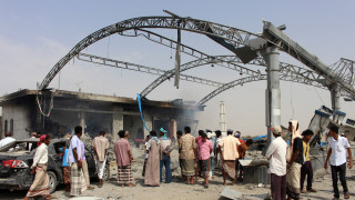 Υεμένη: Δεκάδες αντάρτες σκοτώθηκαν από επιδρομή της Σ. Αραβίας