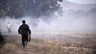 Πυρκαγιά στην περιοχή Πλάκα της Νάξου