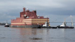 H Ρωσία εγκαινιάζει τον πρώτο πλωτό πυρηνικό σταθμό στην Αρκτική