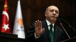 Ερντογάν: Η Σμύρνη κάηκε από Έλληνες στρατιώτες