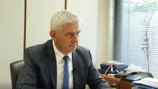 Ο Τ. Δημοσχάκης στο CNN Greece για τις προσφυγικές ροές, τους «8» και τους Έλληνες στρατιωτικούς