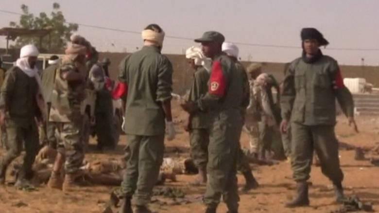 Μαλί: Δεκάδες άμαχοι Τουαρέγκ σκοτώθηκαν από τζιχαντιστές του ISIS