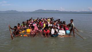 Μιανμάρ: Χιλιάδες άνθρωποι φεύγουν για να γλιτώσουν από τις νέες μάχες