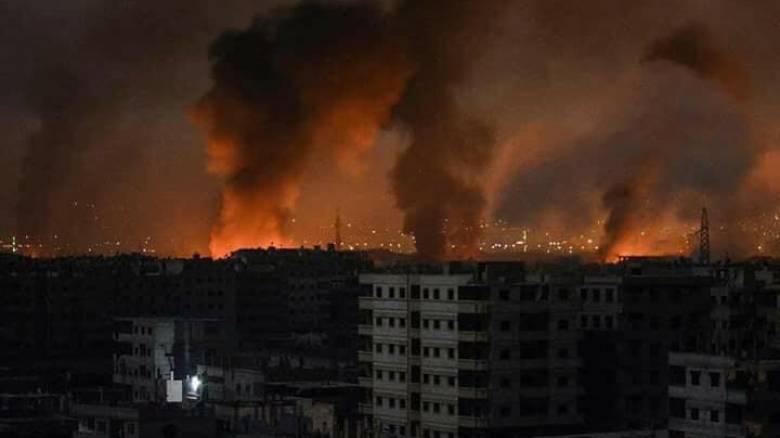 Συρία: Πυραυλικές επιθέσεις έπληξαν βάσεις σε Χάμα και Χαλέπι