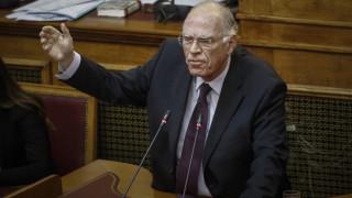 Λεβέντης: Ο Κατσιαντώνης αποχώρησε γιατί ήθελε να ψηφίσει υπέρ του όρου «Μακεδονία»