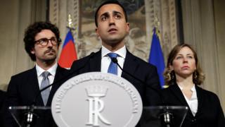 Ιταλία: Το κίνημα των Πέντε Αστέρων θέλει νέες βουλευτικές εκλογές