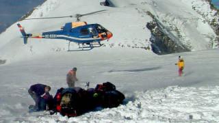 Τέσσερις ορειβάτες νεκροί στις ελβετικές Άλπεις