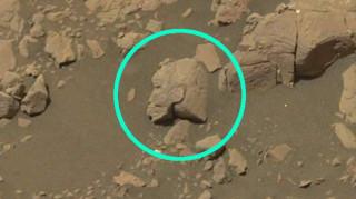 Υπάρχει ζωή στον Άρη; Η φωτογραφία της NASA γεννά ερωτήματα
