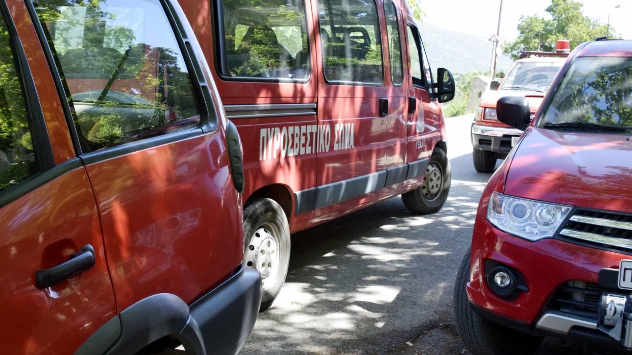 Λήξη συναγερμού μετά από ατύχημα με υγρό στην Ιατρική Πατρών