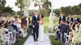 Ιστορία αγάπης και θάρρους: Του έδιναν 3% πιθανότητες να ξαναπερπατήσει – Τα κατάφερε στον γάμο του